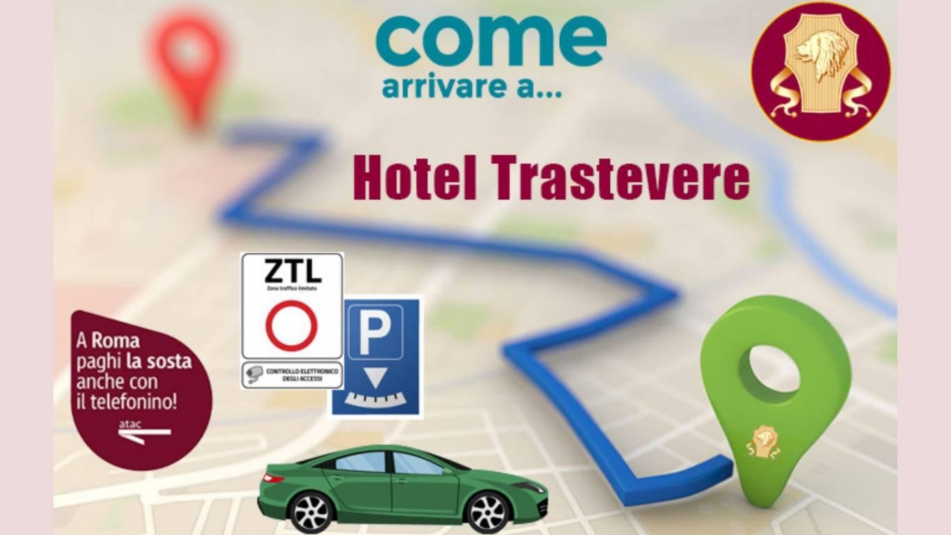 Hotel-Trastevere-Roma-Parcheggio-Garage-Nuova-mappa-2